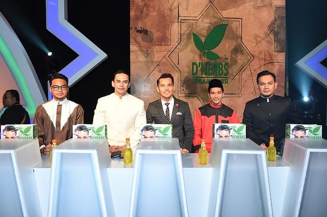 Juri Awam Lelaki- Syafiq Kyle, Norman Hakim, Dato' Aliff, Da'I Farhan, S...