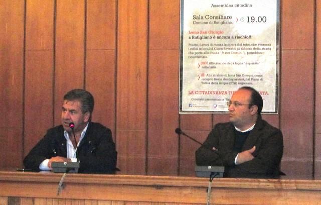 Rutigliano- lama San Giorgio a rischio (4)