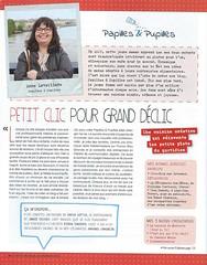 Anne Lataillade - Papilles et Pupilles