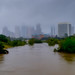 Buffalo Bayou Park - Tropical Storm Patricia by Chris Olbekson
