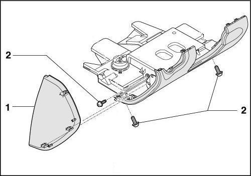 75237 - Instalacja modułu pamięci ustawień fotela kierowcy i lusterek - 13