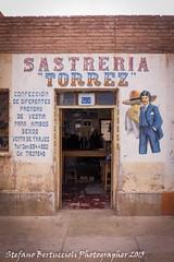 tailoring shop in Tupiza- bolivia