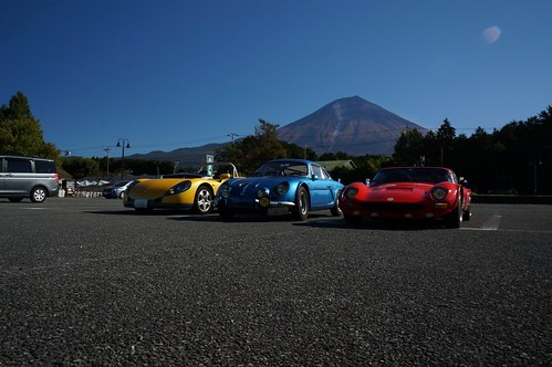 Drive Around Mt.Fuji