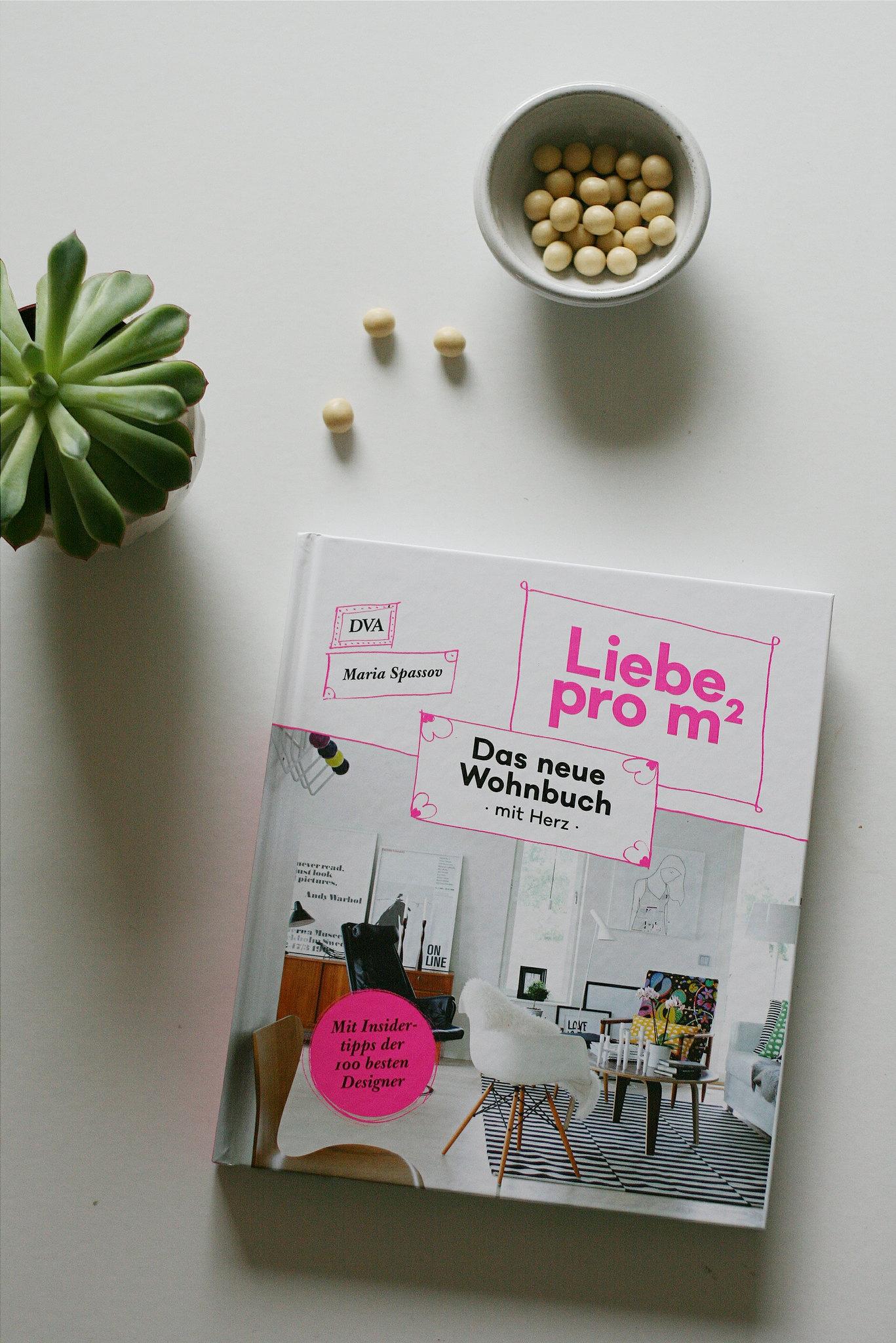 BookLOVE: Liebe pro m² von Maria Spassov