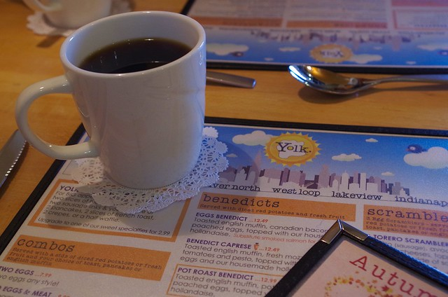 Yolk Brunch