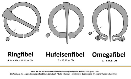 Fibeln -- Fibulas