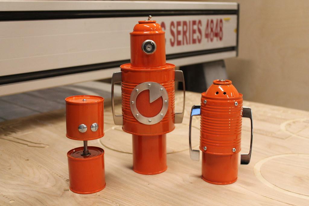 Pumpkin Pi Bots