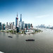 Shanghai Skyline by pfn.photo