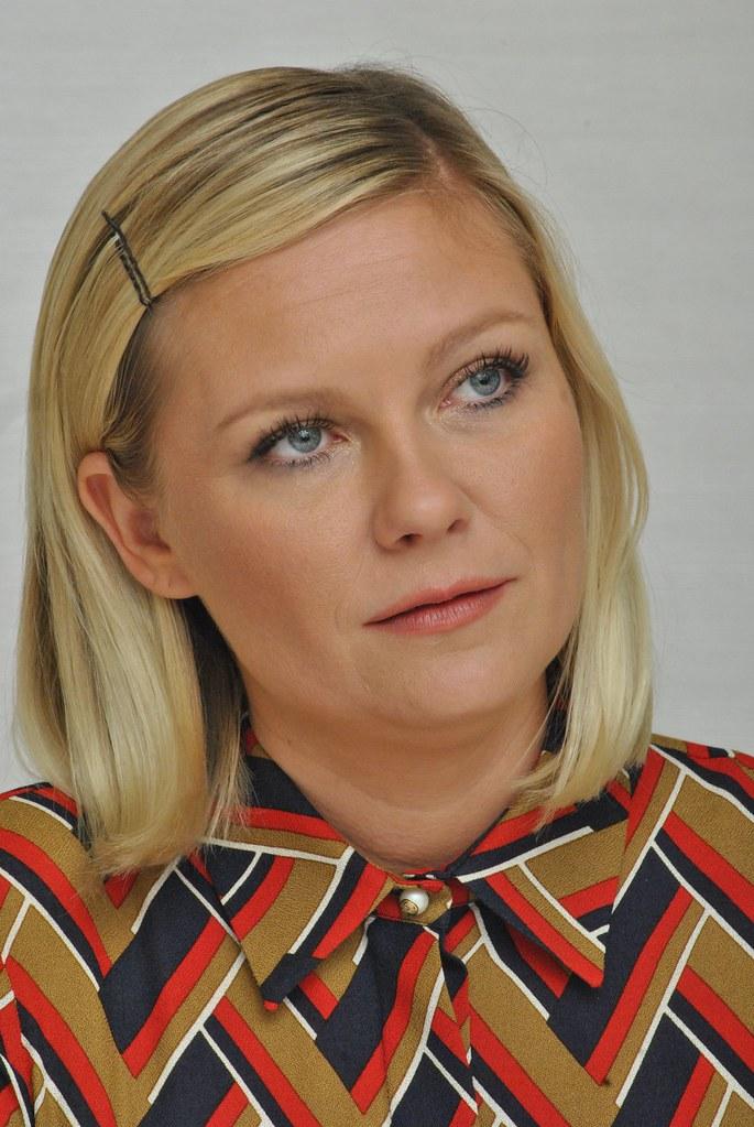 Кирстен Данст — Пресс-конференция «Фарго» 2015 – 14