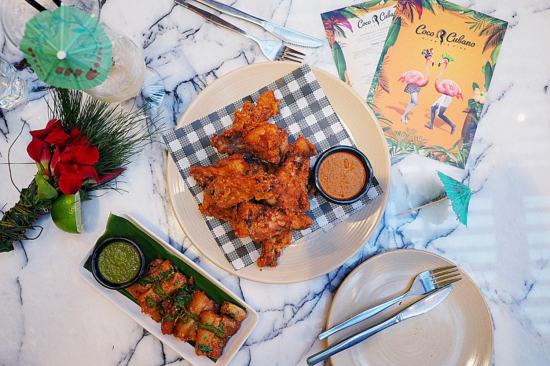 El pollo frito, Coco Cubano, Ryde. Sydney Food Blog Review by Tammi Kwok