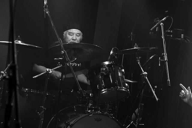 A.T.M live at 獅子王, Tokyo, 20 Nov 2015. 221