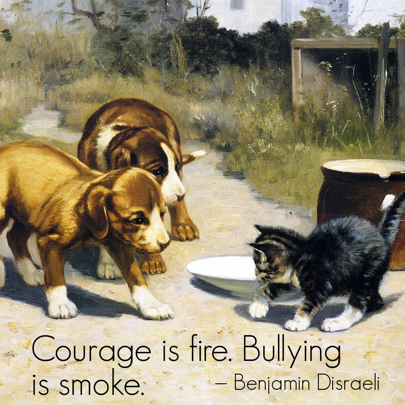 Courage is Half the Battle by John Henry Dolph (American, 1835 - 1903)