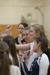 Girls' Volleyball: West San Gabriel Valley All-Star Private vs. Public (Seniors)