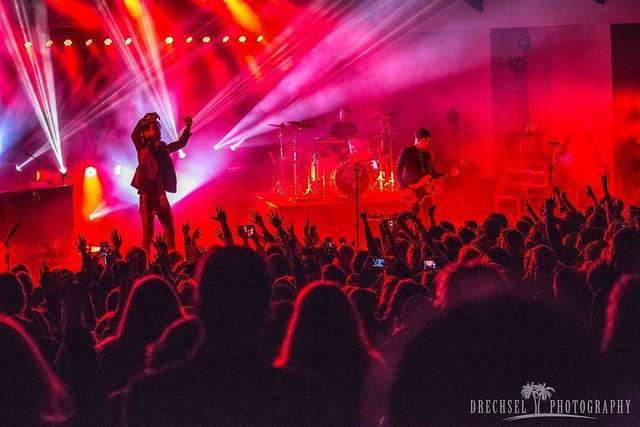 Panic! At The Disco plus New Politics and Villanova - 12.5.2015