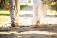 Baltimore Wedding Photographer | barefoot