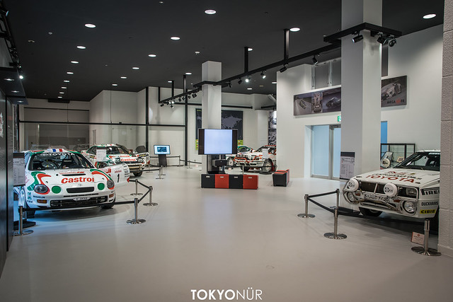 Auto Motor Playground ''TOKYO'' // Nurburgring,Le Mans,WRC Experience at Toyota Mega Web