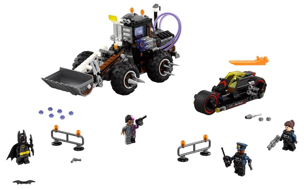 LEGO® 70913~70916【樂高蝙蝠俠電影第二波】The Lego Batman Movie Wave 2