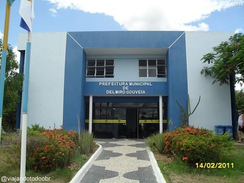 Prefeitura Municipal de Delmiro Gouveia