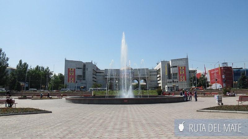 Bishkek Kirguistán (1)