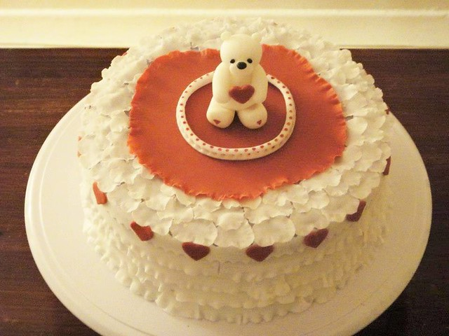 Cake by Sugar & Flour Bakes
