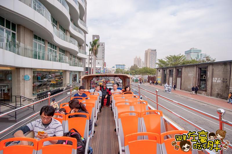 高雄雙層巴士觀光公車(西子灣線)-25