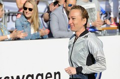 Eva Vrabcová vyhrála půlmaraton v Neapoli, splnila limit na MS