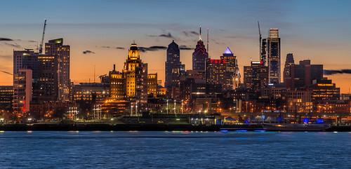 camdenwaterfront urban philly nightphotography cityscape skyline philadelphia city camden newjersey unitedstates us nikon d800e