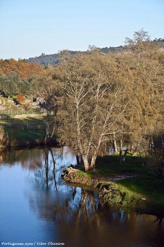 Rio Dão - Ferreirós do Dão - Portugal