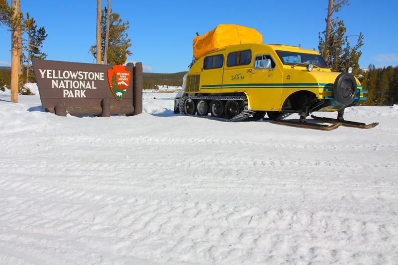 IMG_1495 Snowcoach Tour, Yellowstone National Park