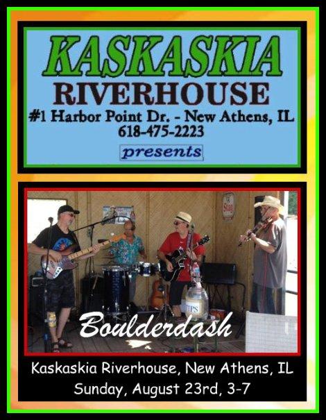 Kaskaskia Riverhouse 8-23-15