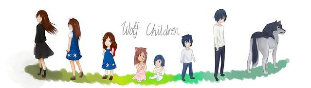 Gambar 3 untuk Review Wolf Children, Kisah Seorang Ibu yang Luar Biasa