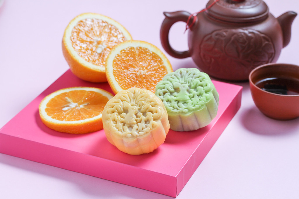 Bakerzin Mooncake: Lush Collection