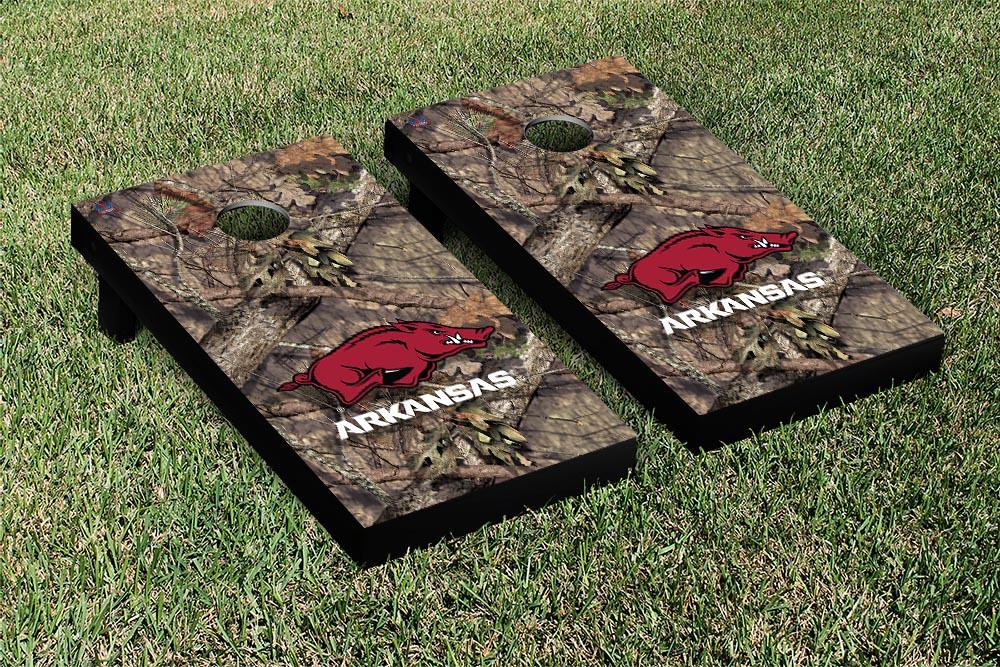 Arkansas Razorbacks Mossy Oak Version