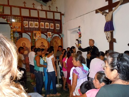 OCMC News - Orthodox Missions among the Aztec People of Mexico