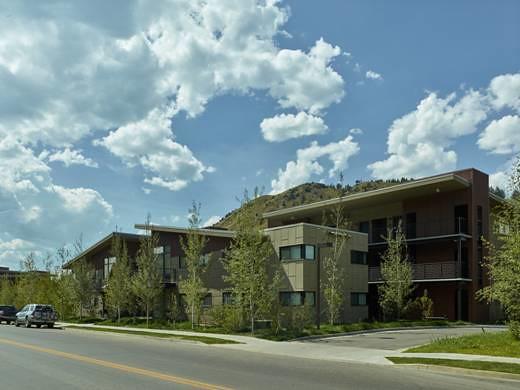 Jackson Hole employee housing