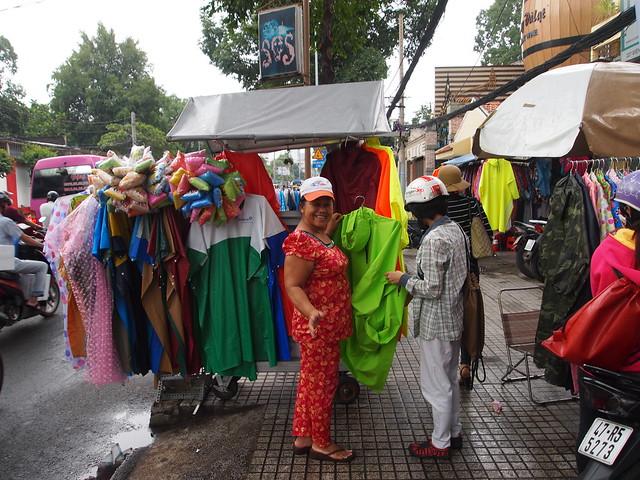 ベトナム 雨季