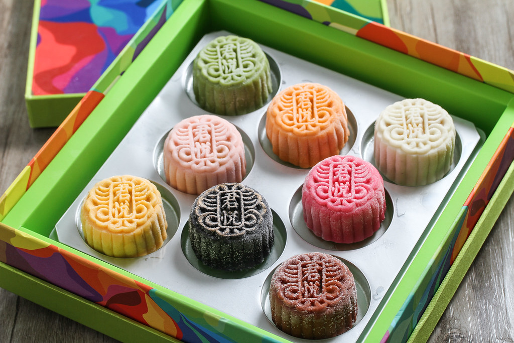 Mid-Autumn Festival Mooncake: Grand Hyatt Singapore