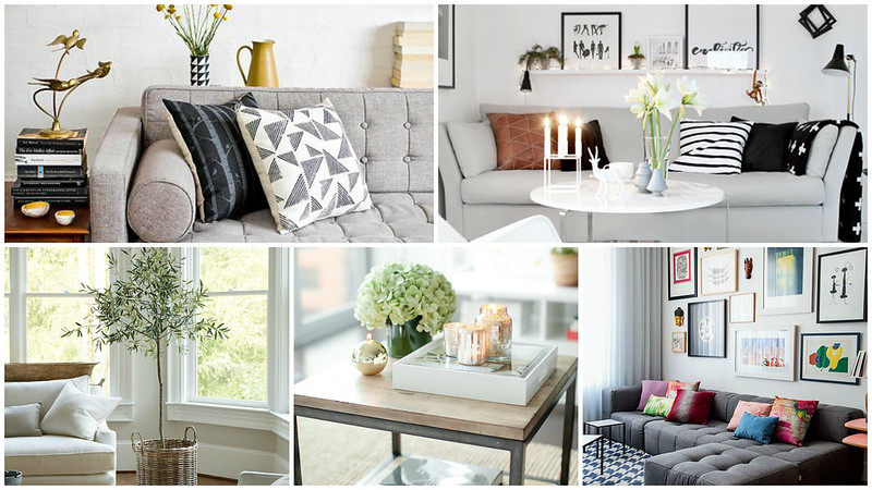 Home Collage from Pinterest