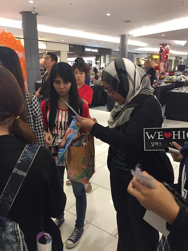 HIGH4 first showcase in Malaysia. SUMMIT USJ.
