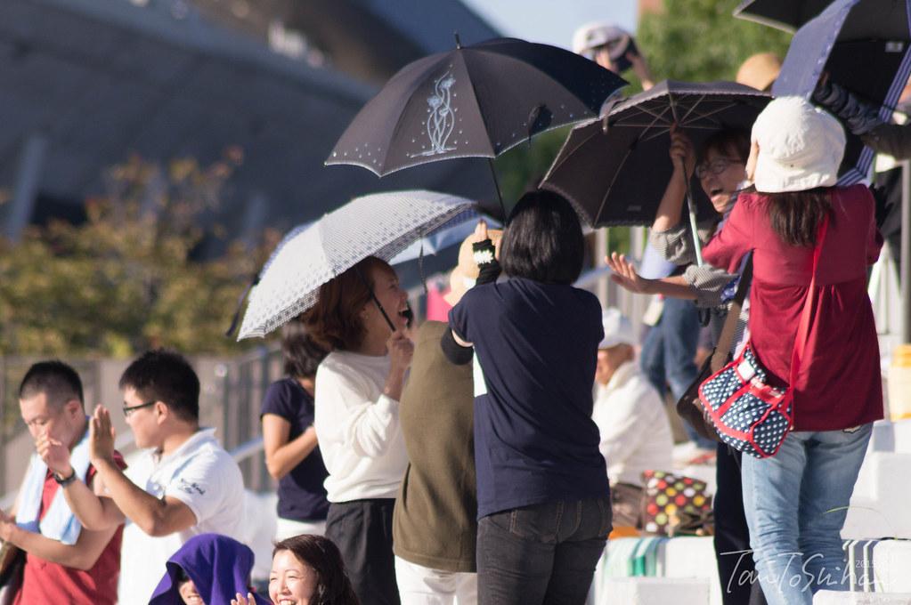 崇徳高校ー広島城北高校 2015/09/13