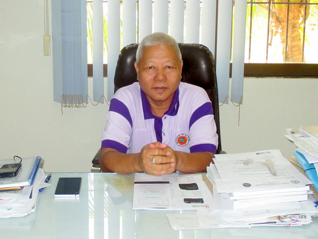 Biliran Provincial Engineer Ventura B. Barbanida