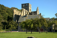 Abbaye d'Hambye - Photo of Villebaudon