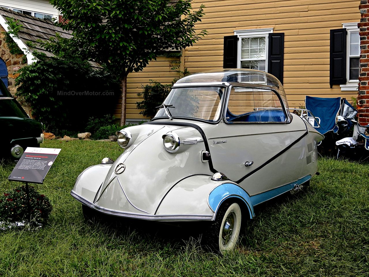 Radnor Hunt Messerschmitt