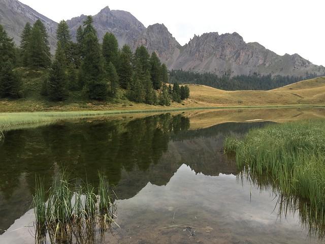 GR5 Lac Miroir Ceillac