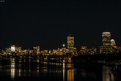 Boston, MA [2] – View from University Bridge
