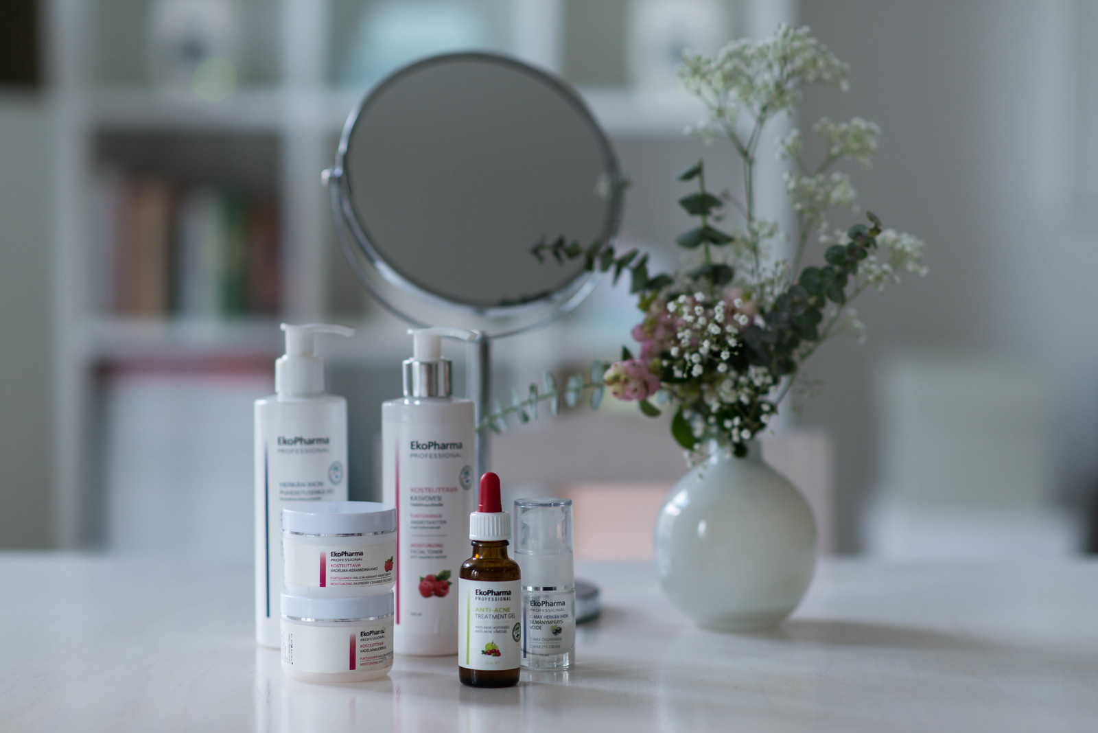 Viena K - Luonnonkosmetiikasta ja ihonpuhdistuksesta