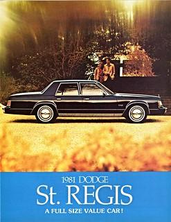 1981 Dodge St. Regis (Canada)