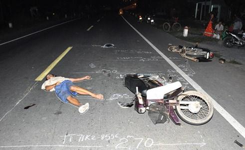 Chết do tai nạn tái sinh về đâu?