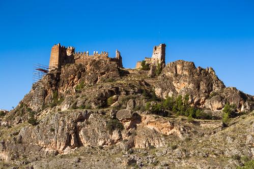 Castillo árabe de Arándiga