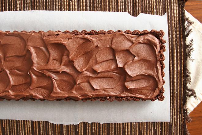 berry chocolate tart 8